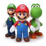 Munecos De Mario Bross Para Coleccion De 30cm Aprox