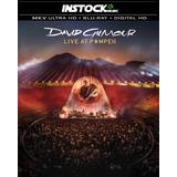David Gilmour Pompeii Parte I Y Ii Full Hd Entrega Inmediata