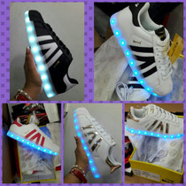 Zapatos Led.. Luces West
