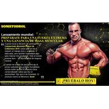Somatodrol Testosterona Hgh Musculo Extremo