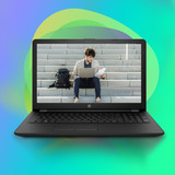 Hp Laptop 15,6 Touchscreen Core I5 7ma Gen 8ram 2tb Hhd