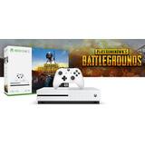 Xbox One S 1tb Battleground Unknown Edition Nuevo Paquete