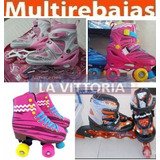 Patines Soy Luna Clasicos Regulables, Spiderman Linales