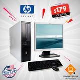 Computador De Escritorio Completo Cpu + Monitor,juegos,gamer