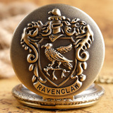 Reloj Collar Casa Ravenclaw Harry Potter De Colección
