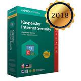 Kaspersky Total Security 2018 1 Pc 1 Año