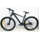 Bicicleta Kawasaki 27,5  Fibra De Carbón Shimano Suntour Xct