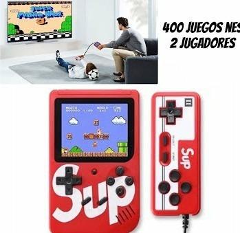Mini Nintendo Retro 2 Player 400 Juegos