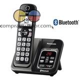 Panasonic S/c Teléfono Alámbrico Una Base Bluetooth Contesta