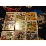 Juegos Nintendo 3ds En Perfecto Estado En Caja Y Manual