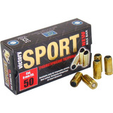 Munición De Goma Traumática V.sport 9mm X50
