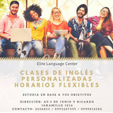 Clases Particulares De Inglés A Domicilio, Oficina U Online
