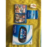 Playstation Vita Como Nuevo