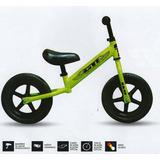 Bicicleta Ride Sin Pedales Balance Bike Gti Niño Y Niña