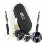 Cigarrillo Electrónico 2x1 Ego Ce4 De Lujo Esencia Gratis!!