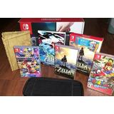Nintendo Switch Nueva + Juegos Oferta (ver Promociones)