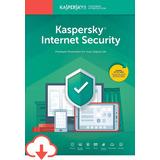 Kaspersky Internet Security 6pcs 12 Meses Licencia Original