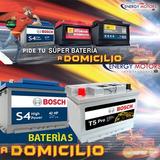 Baterías Bosch A Domicilio Quito