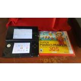 Nintendo 3ds Con Mario Marker