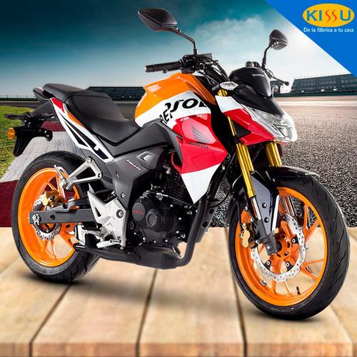 Moto Honda Repsol Cbr190r Inyección Electrónica Luces Led