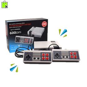 Consola Clásica Nintendo 600 Juegos