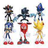 Juguetes De Colección De Sonic A Domicilio