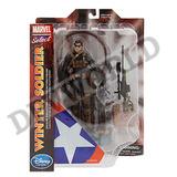Muñeco Marvel Capitán America Winter Soldier Disney