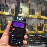 Radio Transmisores Profesional Cvs Uv5r  2 Vias Uhf Vhf Taxi