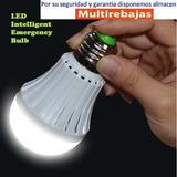 Foco Led Recargable Portatil Linterna Ideal Para Emergencias