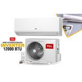 Aire Acondicionado Tcl 12000 Btu Inverter Incluido Iva