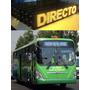 Letreros Led Programables, Rótulos Led- Buses 1.32mts X 20cm