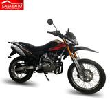 Moto Galardi Gl300tt Año 2018 300cc Color Negro-plata