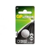 Pila Gp Lithium Litio 3v Cr2032 Para Mainboard Pc 5 Unidades