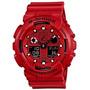 Promocioneslafamilia Relojes Casio G-shock Ga-100c-4adr