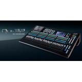 Consola Digital Qu32, Estudio Profesional  Allen & Heath