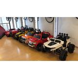 Carros A Batería Y Control Remoto Para Niños De 2 A 6 Años