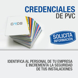 Credenciales Pvc, Diseño E Impresión, Gift Cards, Carnet
