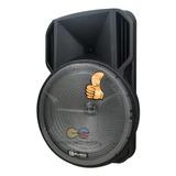 Euro Parlante Amplificador 10.000w Bluetooth Usb Recargable