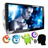 Radio Android 9 Pulgadas Wifi Mandos De Voz+cámara Movible