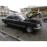 Mercedes-benz 280 Sel Del 82'