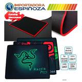 Mouse Pad Gamer Estilo Antideslizante Silk Varios Colores