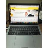 Macbook Pro Touch 13 Pulgadas - 2017