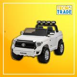 Carro Toyota Tundra Doble Asiento Bateria Incluye Iva Oferta