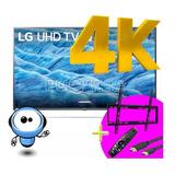 Lg Televisor 4k Led Smart Tv 55 + Regalos + Magic Remote !!!