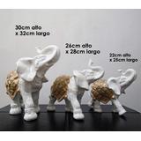 Adornos, Elefantes, Caballos, Dama De Justicia Cerámicas