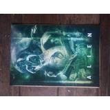 Poster De Alien, El Octavo Pasajero, De Horrorcrypt