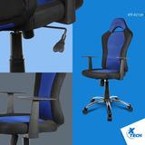 Silla Gamer Azul Xtech Juegos Nueva Sillon Gerente Oficina