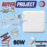 Cargador Mac Apple Macbook Pro Magsafe A1344 60w Original
