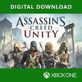 Código  Digital Assassin's Creed Unity Xbox One Único Dueño