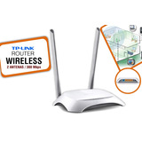 Extensor Router Wifi Dos Antenas Tp-link/300mb Inc. Iva